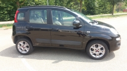 FIAT New Panda fiat panda 0.9 twinair lounge natural power
