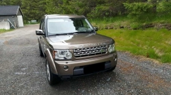 LAND ROVER Discovery Discovery 4 3.0 TDV6 HSE