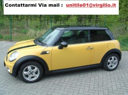 MINI Cooper S Contattarmi Via mail :       unitile01@virgilio.it
