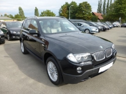 BMW X3 xDrive 20d Edition Exclusive Leder Xenon