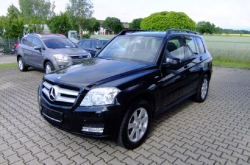 MERCEDES-BENZ GLK CDI 4Matic BE 7G COMAND