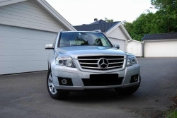 MERCEDES-BENZ GLK 220 4Matic BlueEFFICIENCY