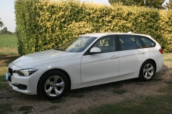 BMW 320 BMW 320D TOURING EFFICIENT DYNAMICS