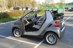 SMART ForTwo II 52 KW TAGLIANO & PASSIONE SOFTOUCH