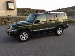 JEEP Commander 3.0 CRD 218HP/cuir/M/Cruise