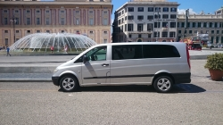 MERCEDES-BENZ Vito 9 posti extra long