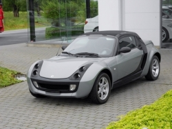 AUDI Coupe Smart Roadster 0.7 Turbo 2007 Softouch