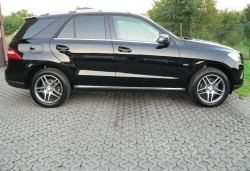 MERCEDES-BENZ ML 350  350 CDI 4x4