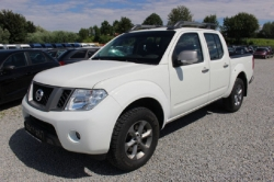 NISSAN Navara Nissan Navara Pick-up Double Cab