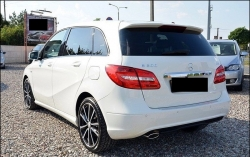MERCEDES-BENZ B 200 CDI SPORT BLUE EFFICIENCY