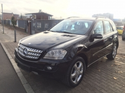 MERCEDES-BENZ ML 320 CDI 4Matic 7G-TRONIC
