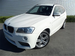 BMW X3 xDrive20d 184ch Confort Steptronic A