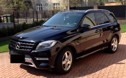 MERCEDES-BENZ ML 350 350  BlueTEC 4Matic