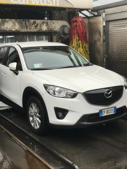 MAZDA CX-5 4wd evolve