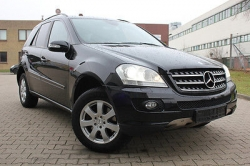 MERCEDES-BENZ ML 320 Mercedes-Benz ML 320 CDI 4Matic 7G