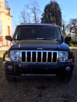 JEEP Commander limited 3.0 crd