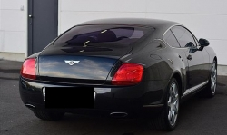 BENTLEY Continental Bentley Continental GT W12 Muliner Spec