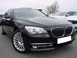 BMW 730 d Innovations