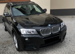 BMW X3 xDrive 30d PANORAMA