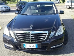 MERCEDES-BENZ E 220 avantgarde BlueEfficiency