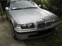 BMW 320 320i coupe