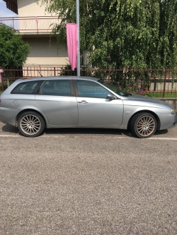 ALFA ROMEO 156 twinspark distinctive