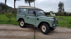 LAND ROVER Series 3^ serie