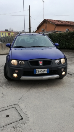 ROVER Streetwise Rover Streetwise 2.0 5 porte