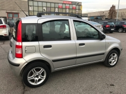 FIAT Panda Cross 1.3 MJT 16V DPF Dynamic