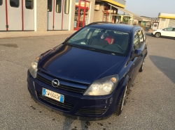 OPEL Astra OPEL ASTRA 1.6 16V TWINPORT SW CLUB DEL 2005
