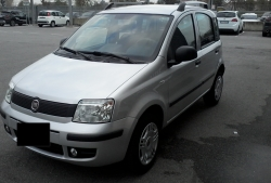 FIAT Panda fiat panda  natural power 2012