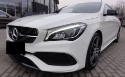 MERCEDES-BENZ CLA 220 Mercedes-Benz CLA 220 4M paket AMG Camera