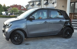 SMART ForFour smart forFour 70 1.0 twinamic Passion