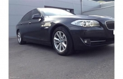BMW 520 BMW 520d Steptronic