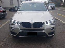 BMW X3 BMW X3 xDrive 20d Steptronic