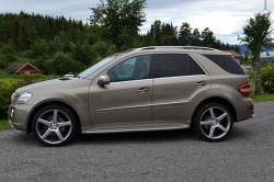 MERCEDES-BENZ ML 320 320 CDI Sport