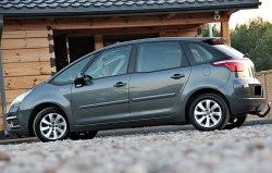 CITROEN C4 1.6 HDi 110 FAP Exclusive