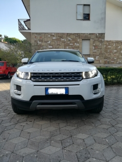 LAND ROVER Range Rover Evoque 2.2 TD4 pure teck pack