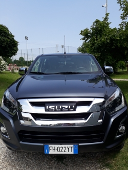 ISUZU D-Max Versione Supernova Full optional interni in pelle