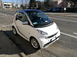 SMART ForTwo Smart ForTwo 1000 MHD Coupé Passion benzina EURO 5, 52KW/71CV