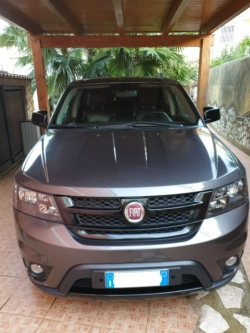 FIAT Freemont black Code 170 cv cambio manuale