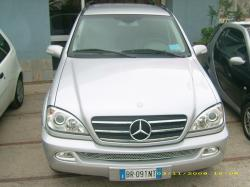 MERCEDES-BENZ ML 400 avangard