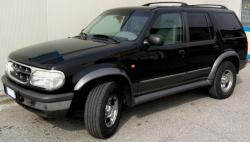 FORD Explorer  USA 4.2 V6 Black Edition Garantita