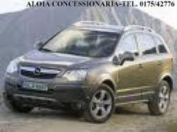 OPEL Antara 2.4 16V 2WD Edition Plus