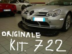 MERCEDES-BENZ SLR kit carbonio 722 ORIGINALE
