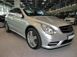 MERCEDES-BENZ R 300 MERCEDES  CDI BLUEEFFICIENCY CAT TETTO