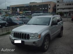 JEEP Grand Cherokee 3.0 CRD DPF Limited