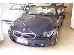 BMW 650 CABRIO FULL OPTIONALS STUPENDA SOLO 33000 KM!
