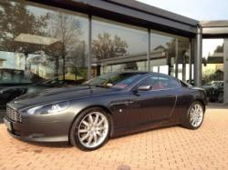 ASTON MARTIN DB9 COUPE' TOUCHTRONIC - 2+2