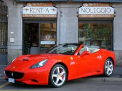 FERRARI California Noleggio Ferrari California a Milano - Joey Rent supercar Hire in Europe